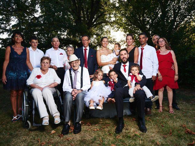 Le mariage de Yohann et Audrey à Fiac, Tarn 313