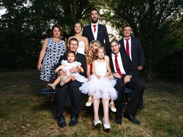 Le mariage de Yohann et Audrey à Fiac, Tarn 315