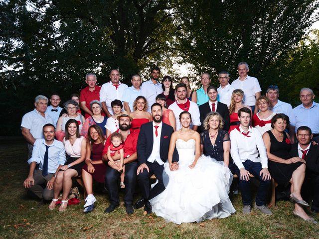 Le mariage de Yohann et Audrey à Fiac, Tarn 316