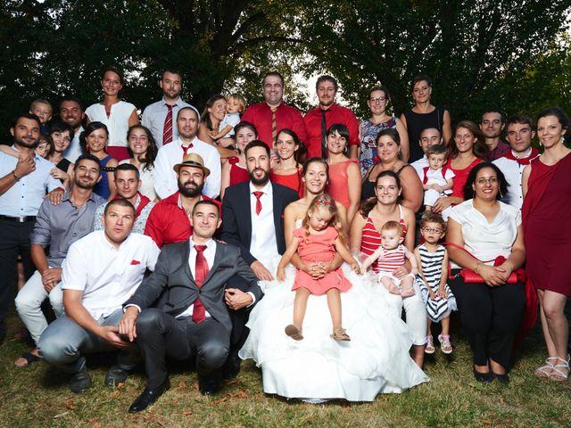 Le mariage de Yohann et Audrey à Fiac, Tarn 317