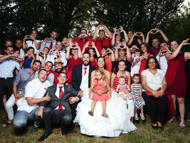 Le mariage de Yohann et Audrey à Fiac, Tarn 319