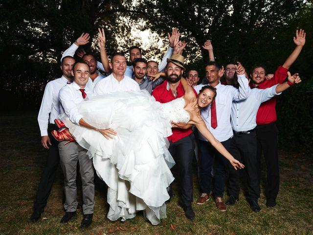 Le mariage de Yohann et Audrey à Fiac, Tarn 322