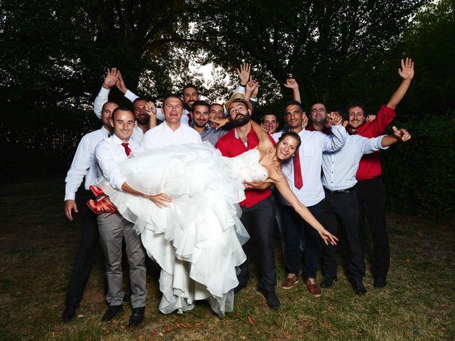 Le mariage de Yohann et Audrey à Fiac, Tarn 323