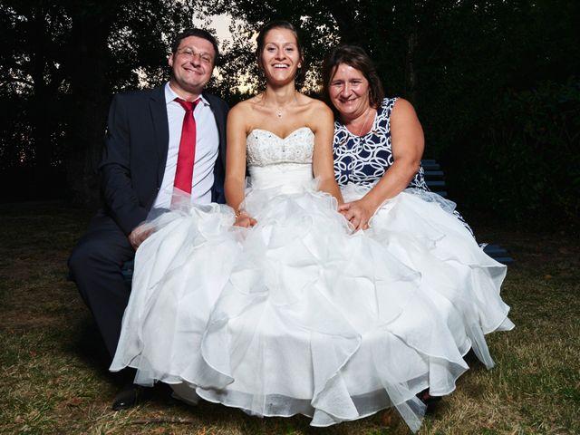 Le mariage de Yohann et Audrey à Fiac, Tarn 330