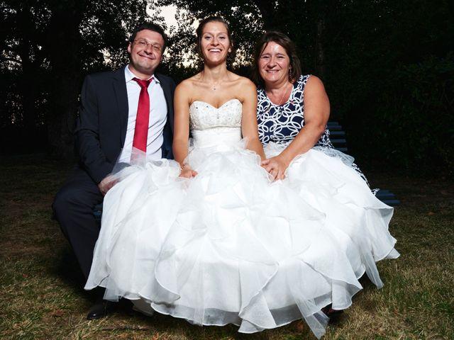 Le mariage de Yohann et Audrey à Fiac, Tarn 331