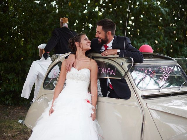 Le mariage de Yohann et Audrey à Fiac, Tarn 338