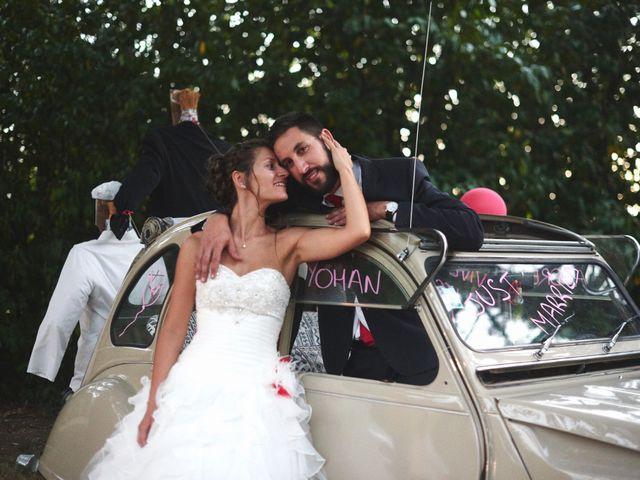 Le mariage de Yohann et Audrey à Fiac, Tarn 339