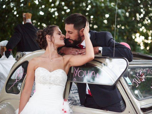 Le mariage de Yohann et Audrey à Fiac, Tarn 340