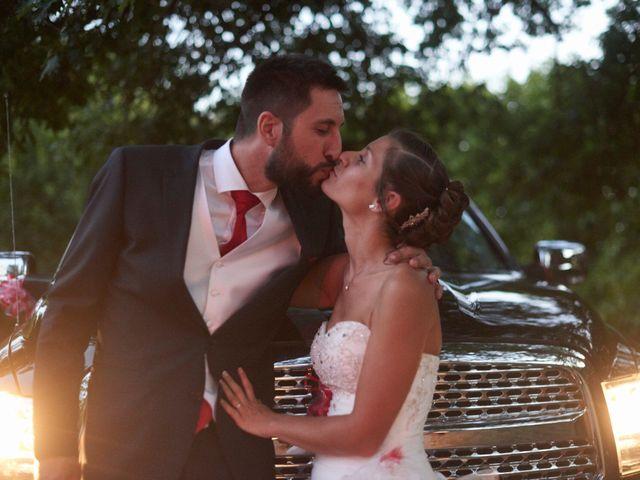 Le mariage de Yohann et Audrey à Fiac, Tarn 342