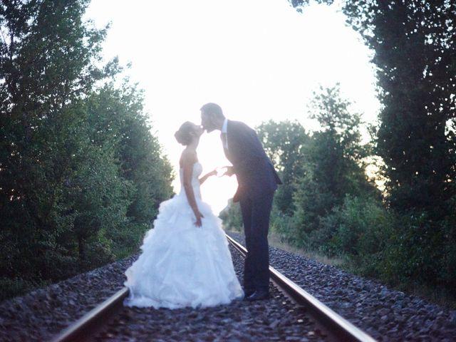 Le mariage de Yohann et Audrey à Fiac, Tarn 344