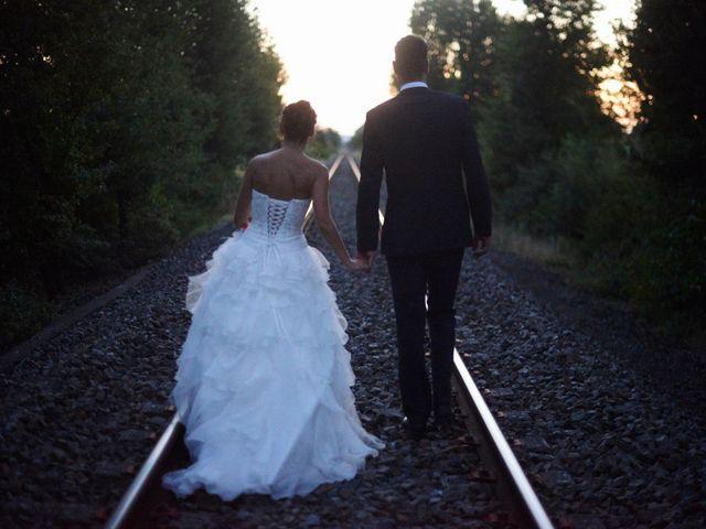 Le mariage de Yohann et Audrey à Fiac, Tarn 345