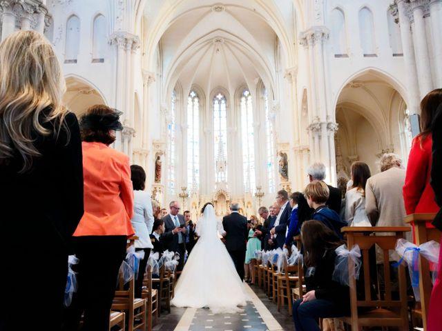 Le mariage de Lancelot et Amélie à Roncq, Nord 10