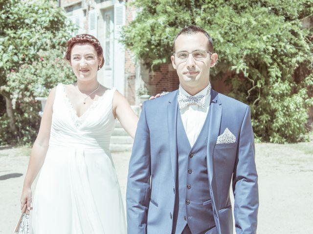 Le mariage de Jonathan et Adriane à Moulins, Allier 14