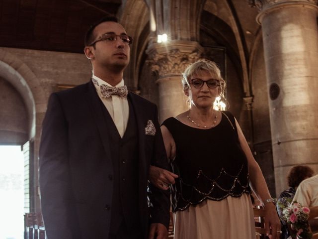 Le mariage de Jonathan et Adriane à Moulins, Allier 25