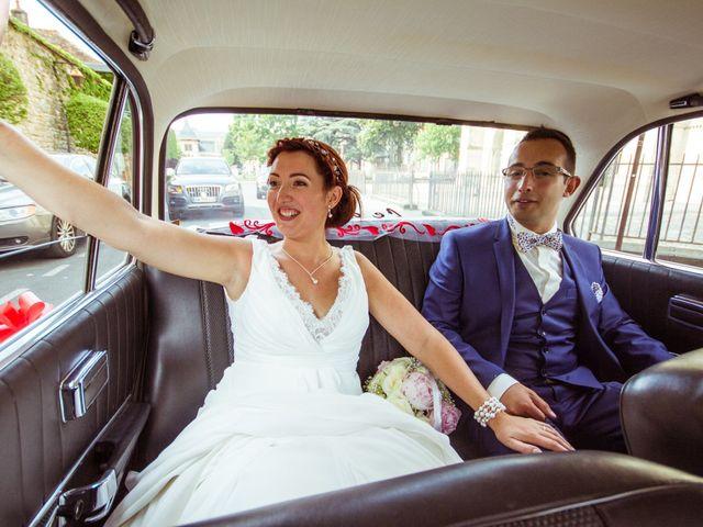 Le mariage de Jonathan et Adriane à Moulins, Allier 35