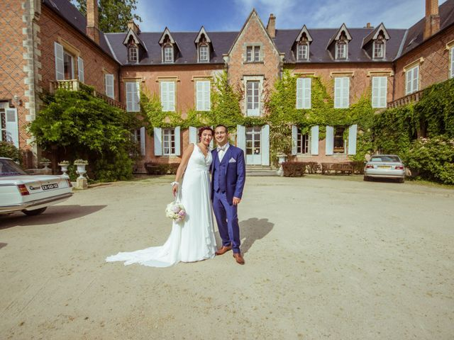 Le mariage de Jonathan et Adriane à Moulins, Allier 36