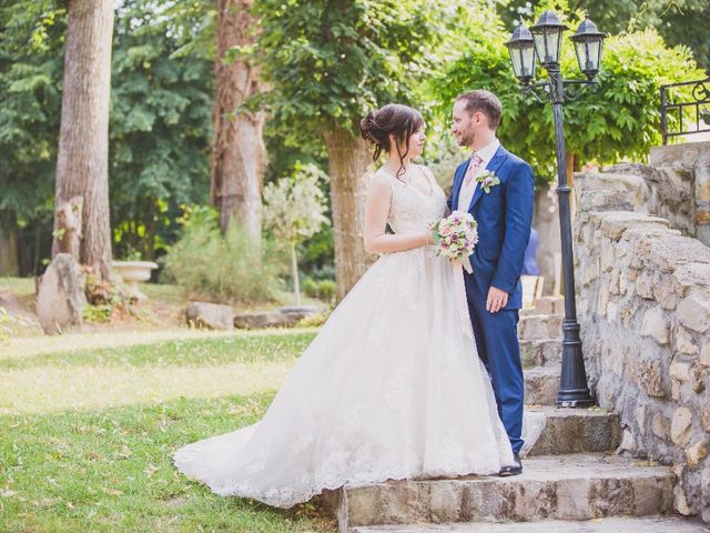 Le mariage de Matthieu et Marine à Méry-sur-Oise, Val-d'Oise 2