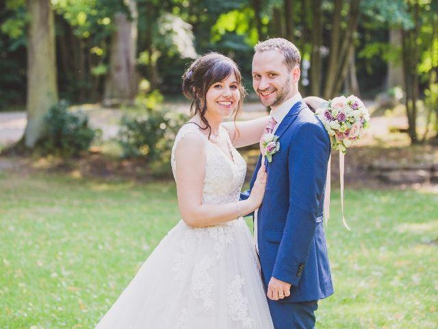 Le mariage de Marine et Matthieu
