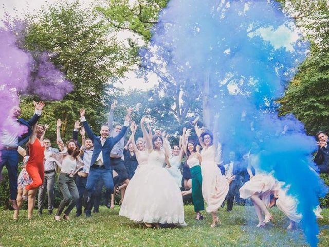 Le mariage de Matthieu et Marine à Méry-sur-Oise, Val-d'Oise 6