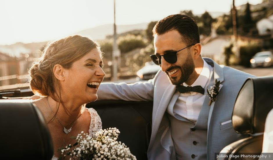 Le mariage de Cédric et Jennifer à Opio, Alpes-Maritimes