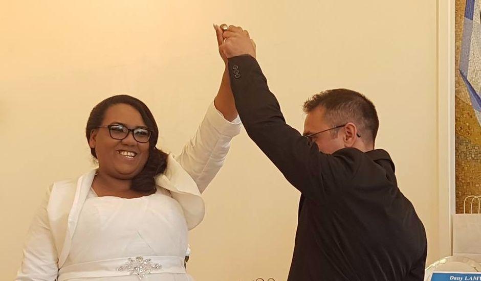 Le mariage de Didier et Sharonne à Marseille, Bouches-du-Rhône