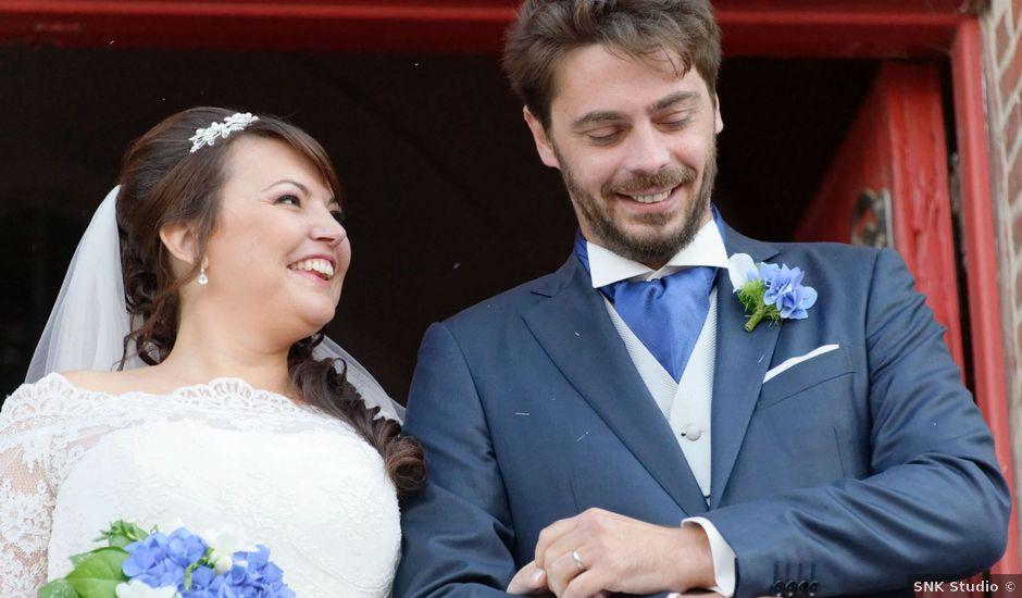 Le mariage de Lancelot et Amélie à Roncq, Nord