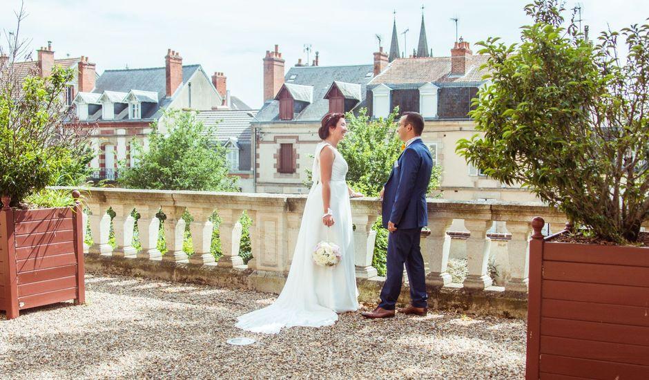 Le mariage de Jonathan et Adriane à Moulins, Allier