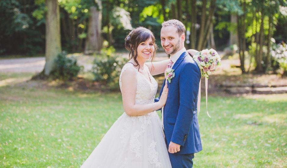Le mariage de Matthieu et Marine à Méry-sur-Oise, Val-d'Oise