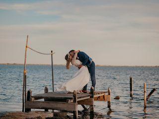 Le mariage de Mélissa et Pierre