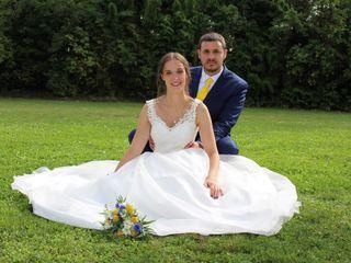 Le mariage de Eloïse  et Anton