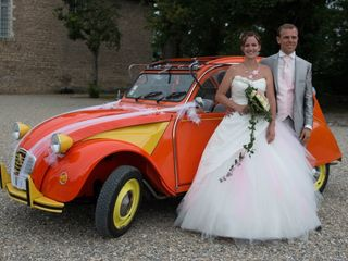 Le mariage de Anthony et Elodie