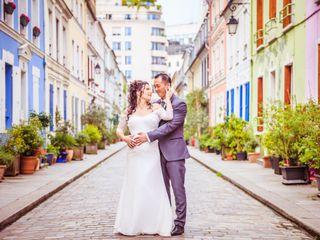 Le mariage de Anne-Claire et Fabien