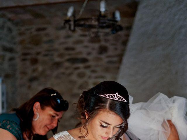 Le mariage de José et Camille à Gagnières, Gard 14