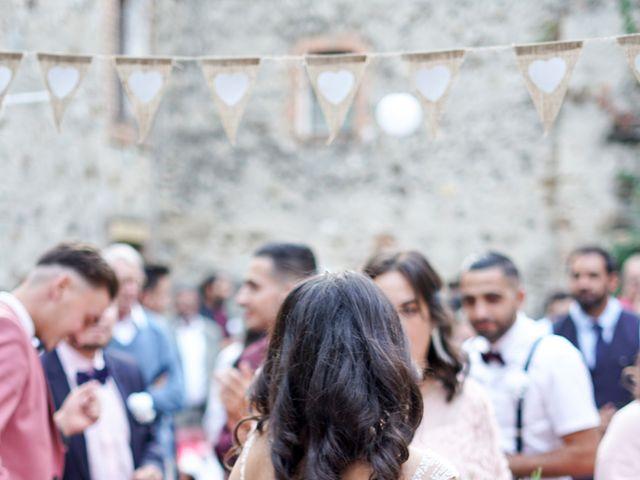 Le mariage de José et Camille à Gagnières, Gard 29