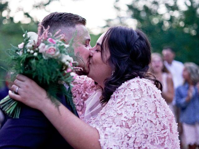 Le mariage de José et Camille à Gagnières, Gard 31