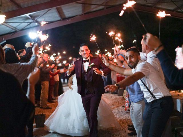 Le mariage de José et Camille à Gagnières, Gard 37