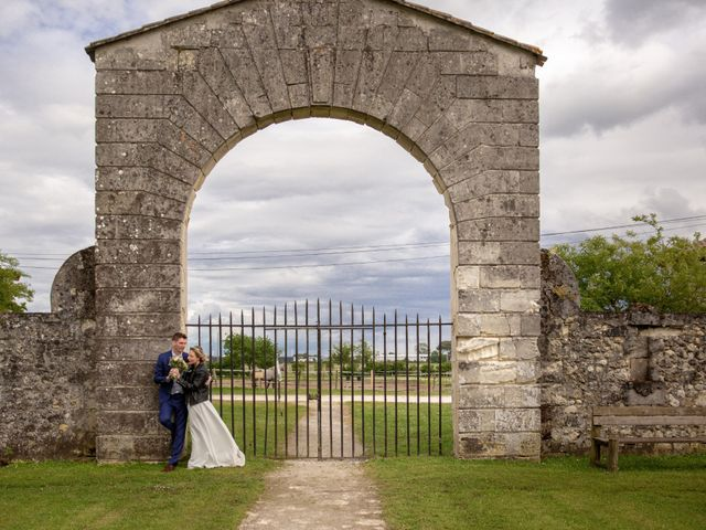 Le mariage de Alexis et Mélanie à Le Haillan, Gironde 6