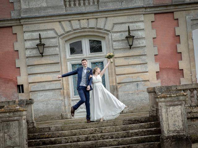 Le mariage de Alexis et Mélanie à Le Haillan, Gironde 7