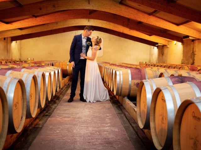 Le mariage de Alexis et Mélanie à Le Haillan, Gironde 10
