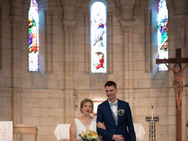 Le mariage de Alexis et Mélanie à Le Haillan, Gironde 24