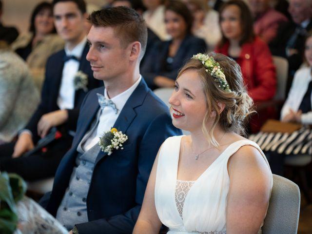 Le mariage de Alexis et Mélanie à Le Haillan, Gironde 35