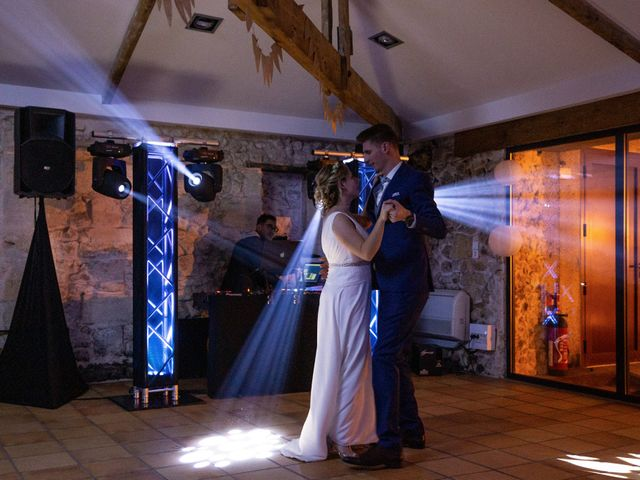 Le mariage de Alexis et Mélanie à Le Haillan, Gironde 64