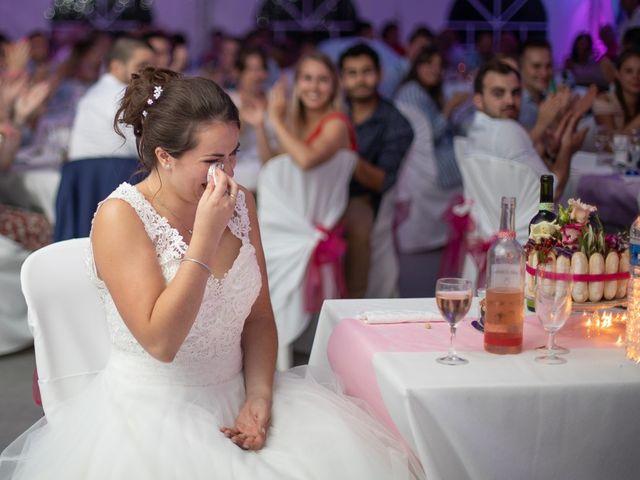 Le mariage de Benoît et Manon à Poussan, Hérault 12