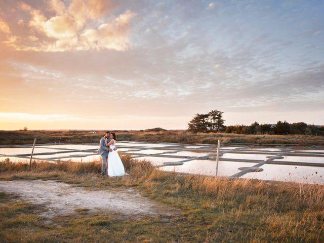 Le mariage de Miguel et Adriana à Campbon, Loire Atlantique 1