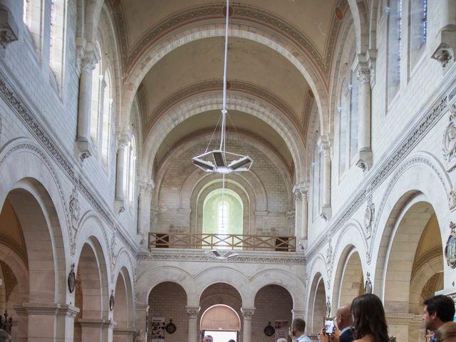 Le mariage de Miguel et Adriana à Campbon, Loire Atlantique 4