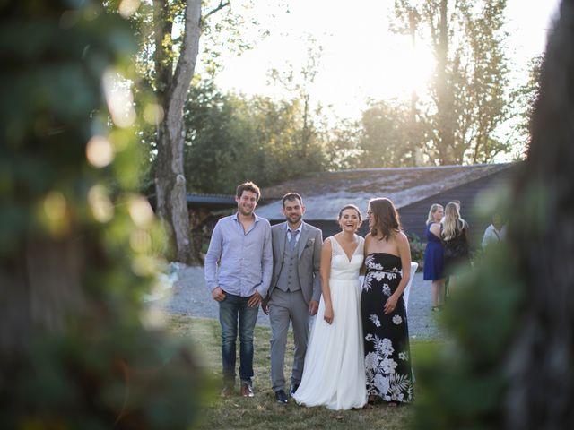 Le mariage de Miguel et Adriana à Campbon, Loire Atlantique 2