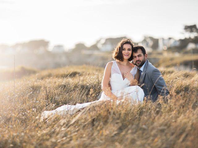 Le mariage de Miguel et Adriana à Campbon, Loire Atlantique 10
