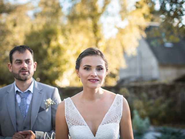 Le mariage de Miguel et Adriana à Campbon, Loire Atlantique 13