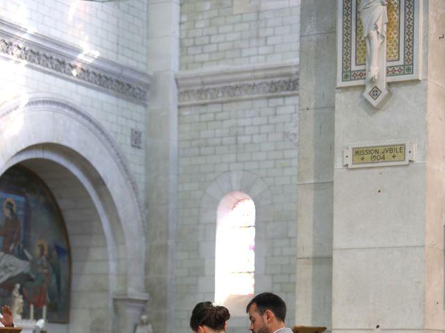 Le mariage de Miguel et Adriana à Campbon, Loire Atlantique 22