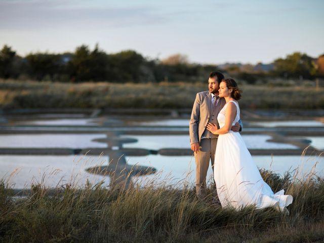 Le mariage de Miguel et Adriana à Campbon, Loire Atlantique 44
